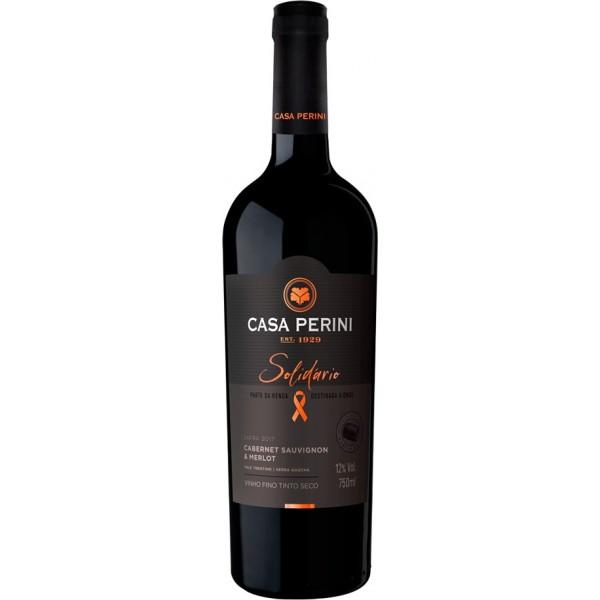 Vinho Casa Perini Solidário 750ml