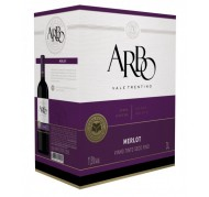 Vinho Arbo Merlot Bag in Box 3L
