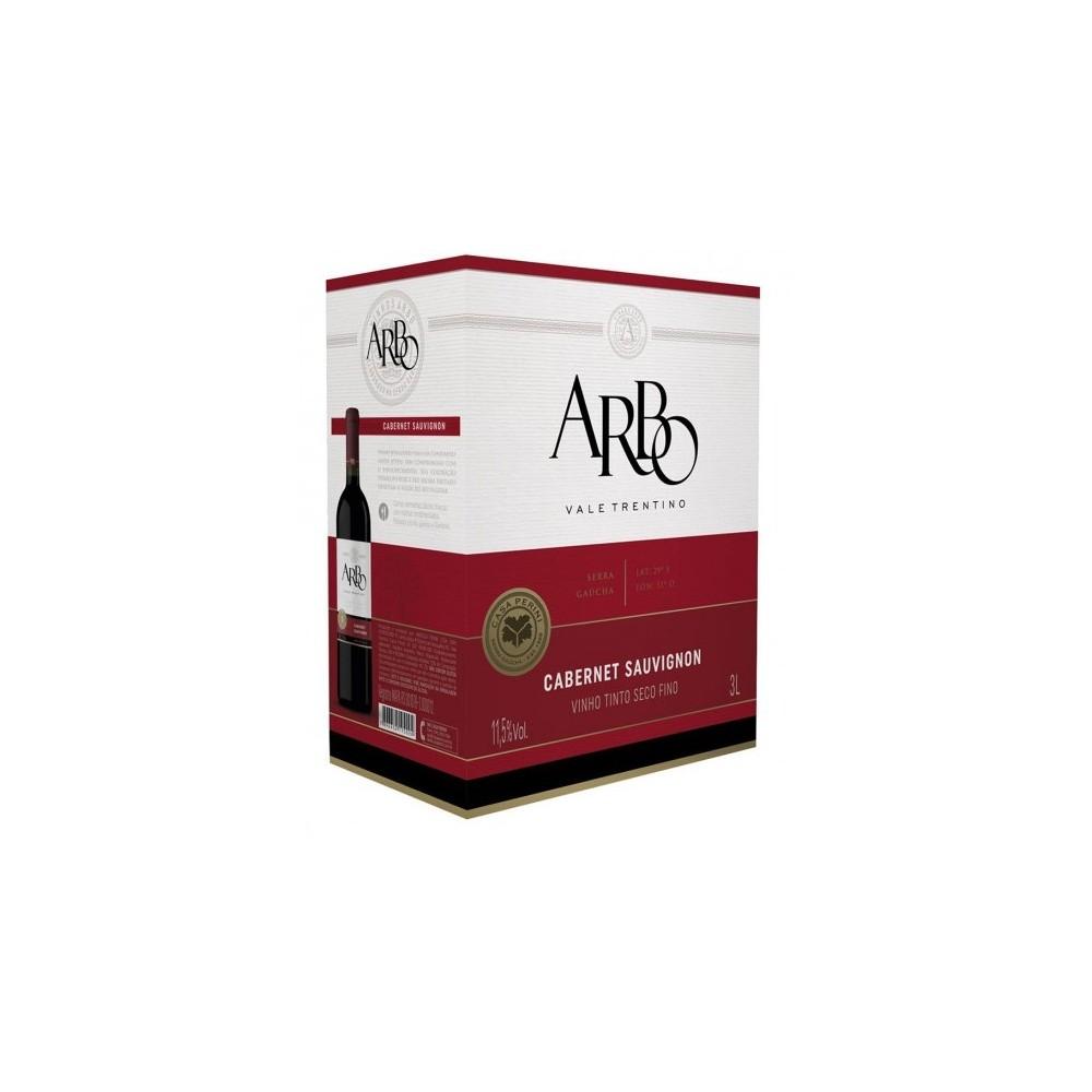 Vinho Arbo Cabernet Sauvignon Bag in Box 3L