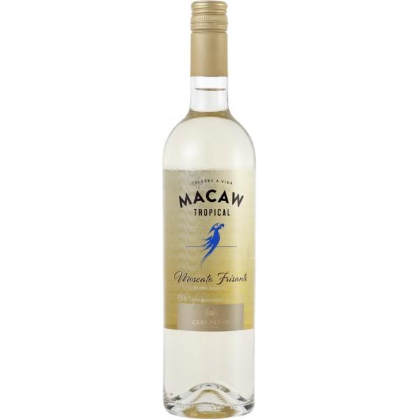 Vinho Macaw Frisante Tropical Branco 750ml