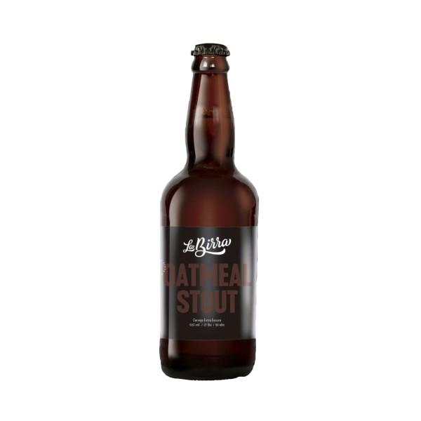 Cerveja La Birra Oatmeal Stout 500ml
