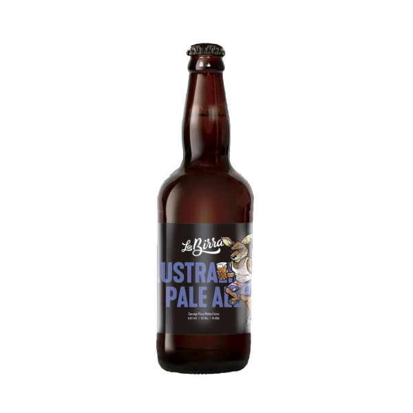 Cerveja La Birra Australian Pale Ale 500ml