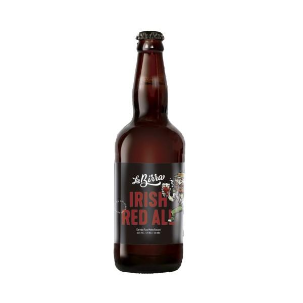 Cerveja La Birra Irish Red Ale