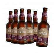 Compre 5 Leve 6: Cerveja Matarelo Barley Wine 500ml