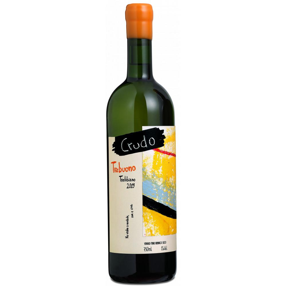 Vinho Crudo Trebuono Trebbiano 750ml