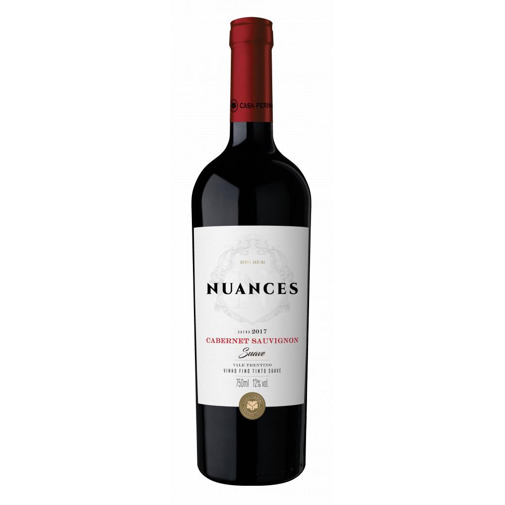 Vinho Casa Perini Nuances Suave 750ml