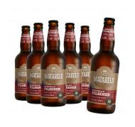Compre 5 Leve 6: Cerveja Matarelo Bohemian Pilsener 500ml