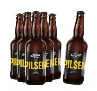 Compre 5 leve 6: Cerveja La Birra Pilsen 500ml