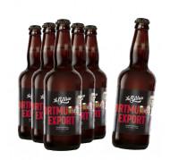 Compre 5 leve 6: Cerveja La Birra Dortmunder Export 500ml