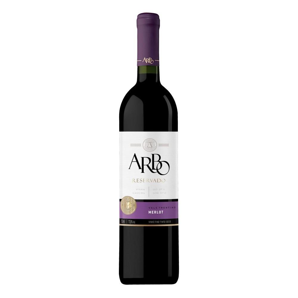 Vinho Arbo Merlot 750ml