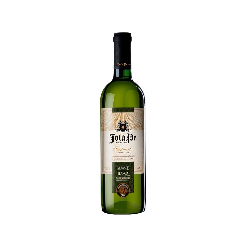 Vinho Jota Pe Branco Suave 750ml